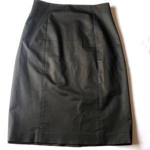 Ann Taylor pencil skirt size 2